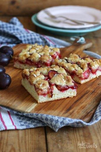 Zwetschgenkuchen vom Blech | Bake to the roots