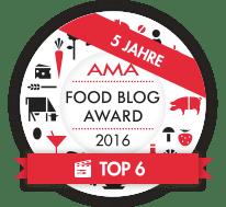 AMA Foodblog Award 2016 - Top 6 Videobeitrag