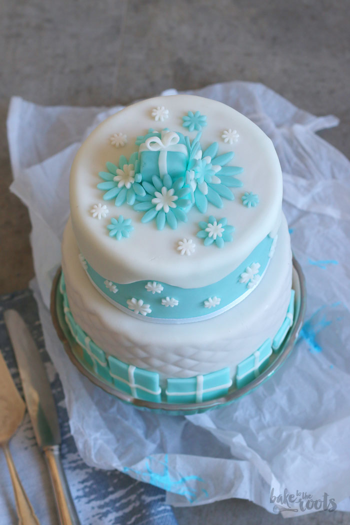 Christmas Cake | Bake to the roots