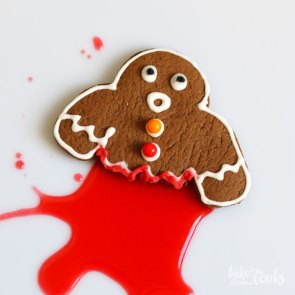 Walking Dead Gingerbread | Bake to the roots