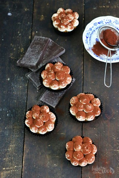 Tiramisù Cupcakes 2.0 | Bake to the roots