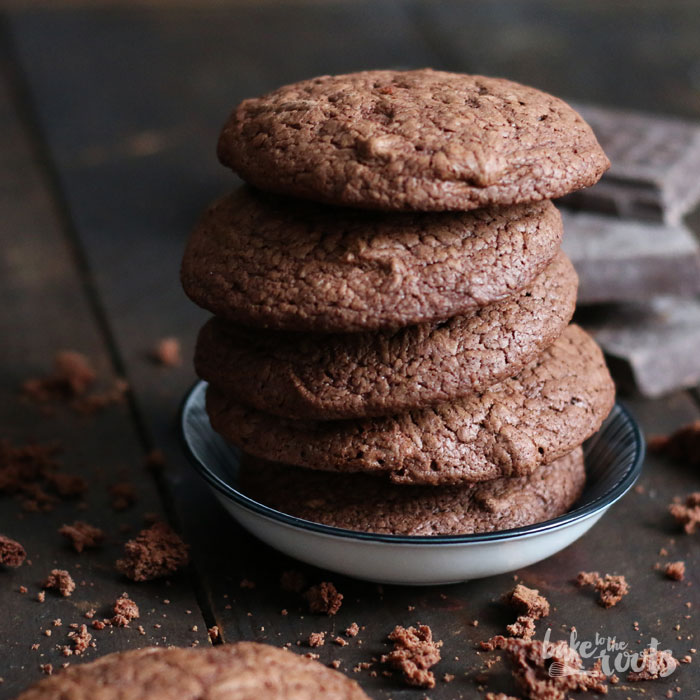 Brownie Cookies | Bake to the roots
