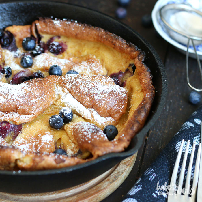 Dutch Baby | Bake to the roots