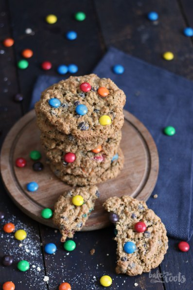 Peanut Butter Oats Cookies   Bake to the roots