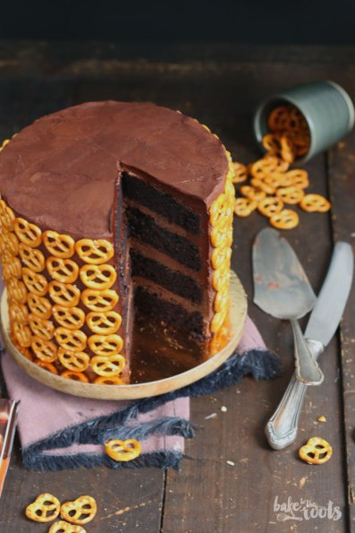 Dark Beer Chocolate Cake | Bake to the roots