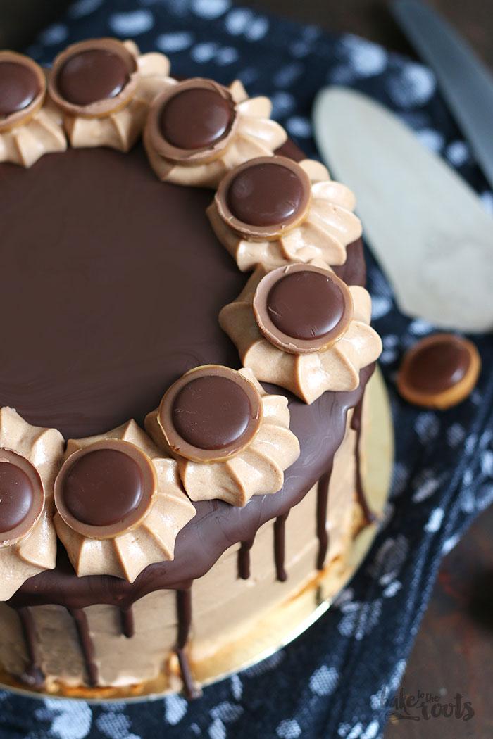 Haselnuss Nougat Mascarpone Torte Bake To The Roots