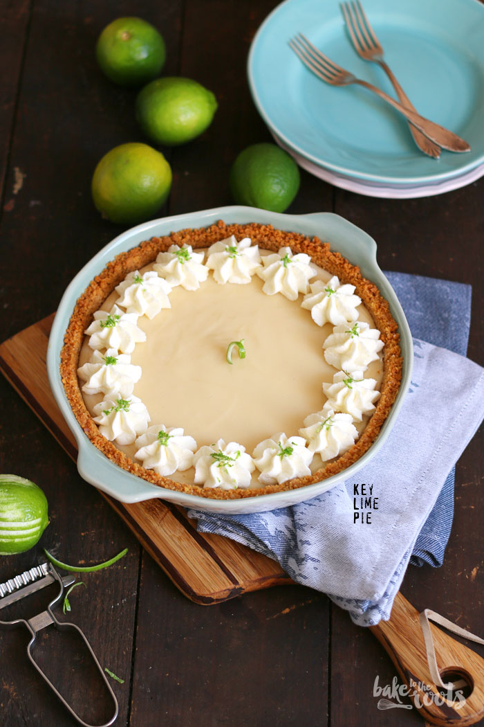 Key Lime Pie | Bake to the roots