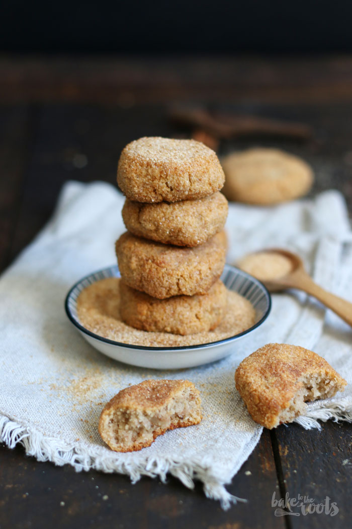 Banana Almond Walnut Cookies | Bake to the roots