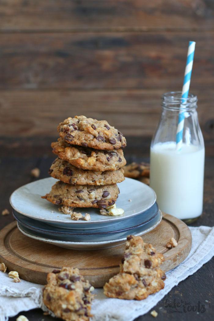 Vegane Müsli Cookies | Bake to the roots