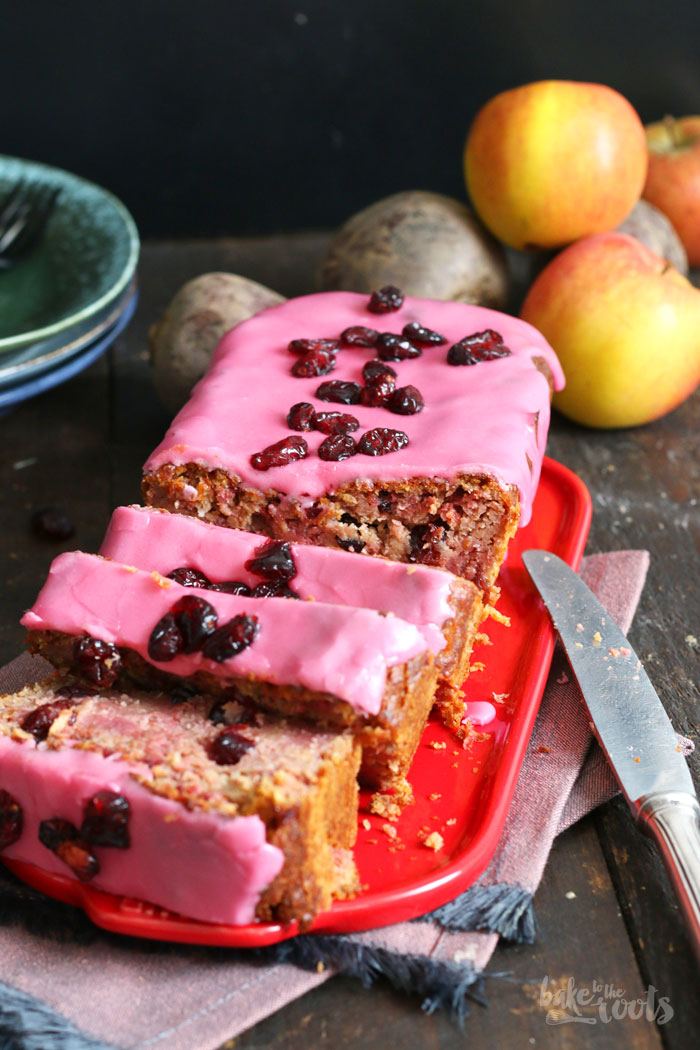 Red Beet Cake | Bake to the roots