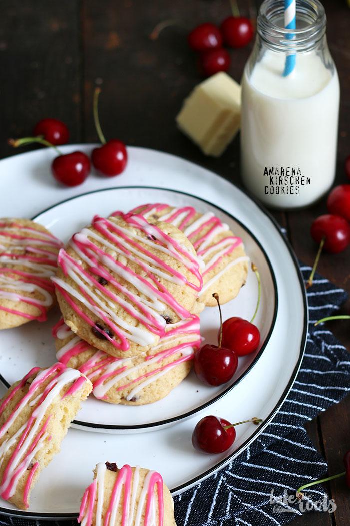 Amarena Cherry Cookies | Bake to the roots