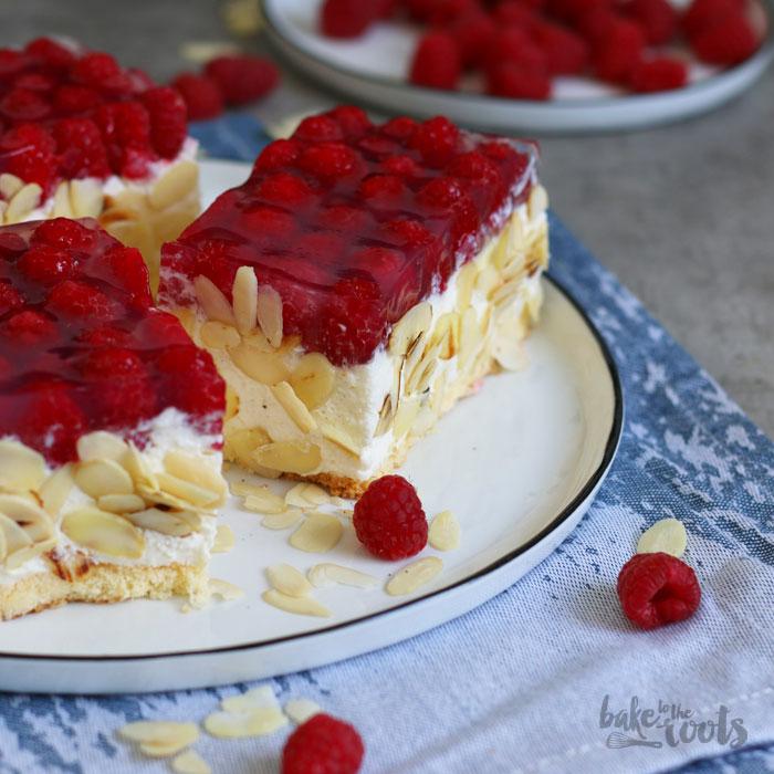 Quark Himberschnitten | Bake to the roots
