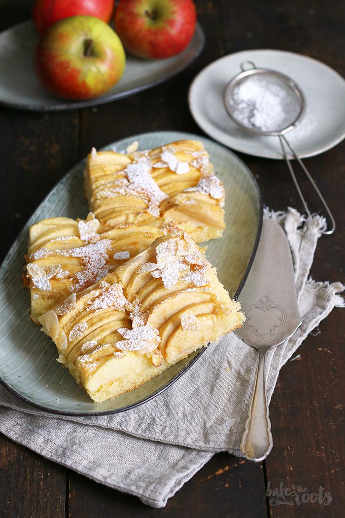 Apfelkuchen vom Blech   Bake to the roots