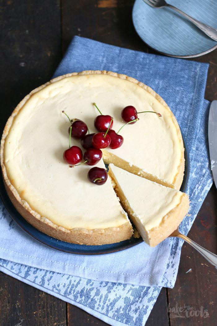 Klassischer Käsekuchen | Bake to the roots