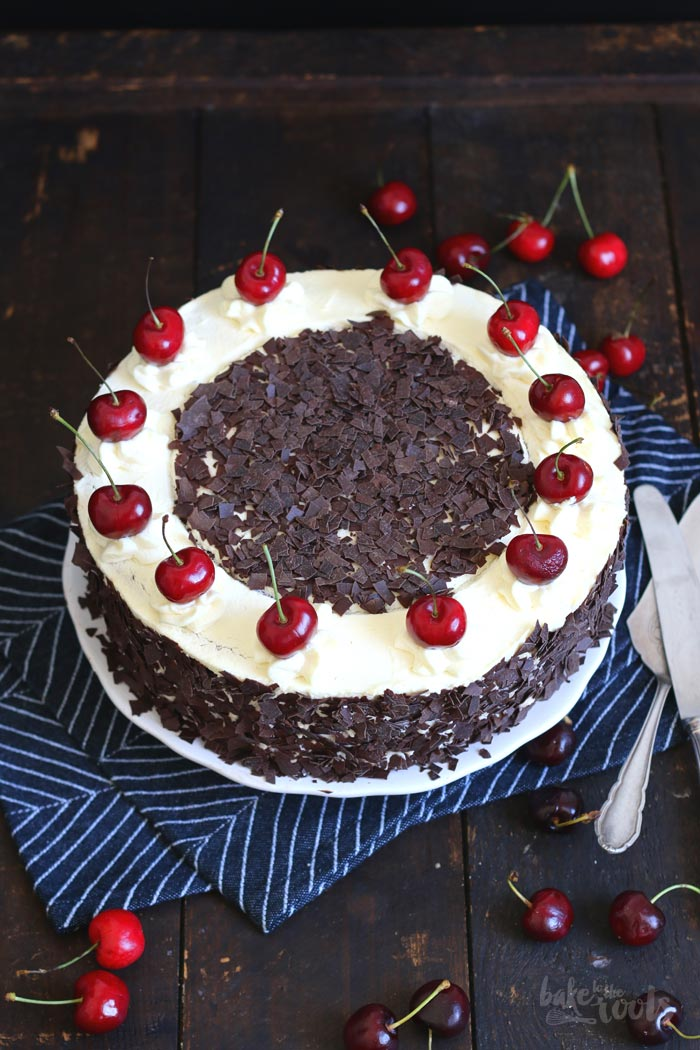 Schwarzwälder Kirschtorte | Bake to the roots