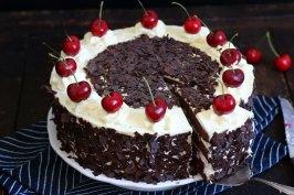 Schwarzwälder Kirschtorte   Bake to the roots