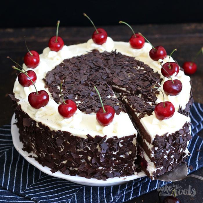 Schwarzwälder Kirschtorte aka  Black Forest Cake