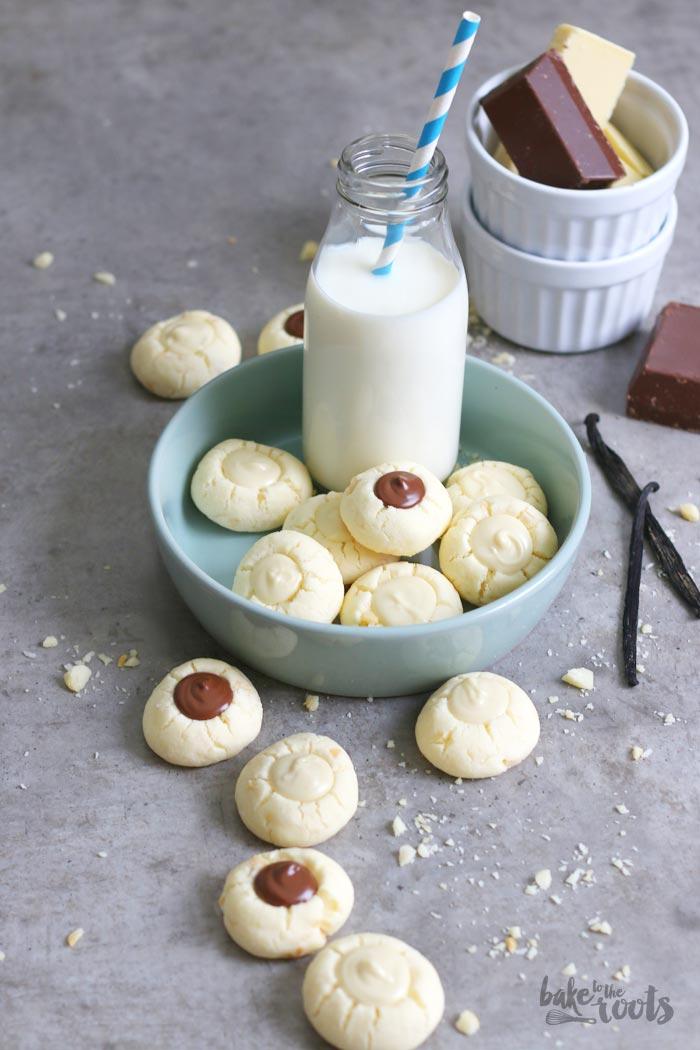 Macadamia White Chocolate Kisses   Bake to the roots