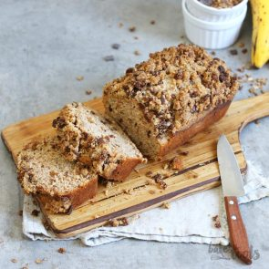 Müsli Banana Bread | Bake to the roots