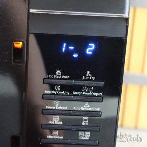 Samsung MW6000 Mikrowelle