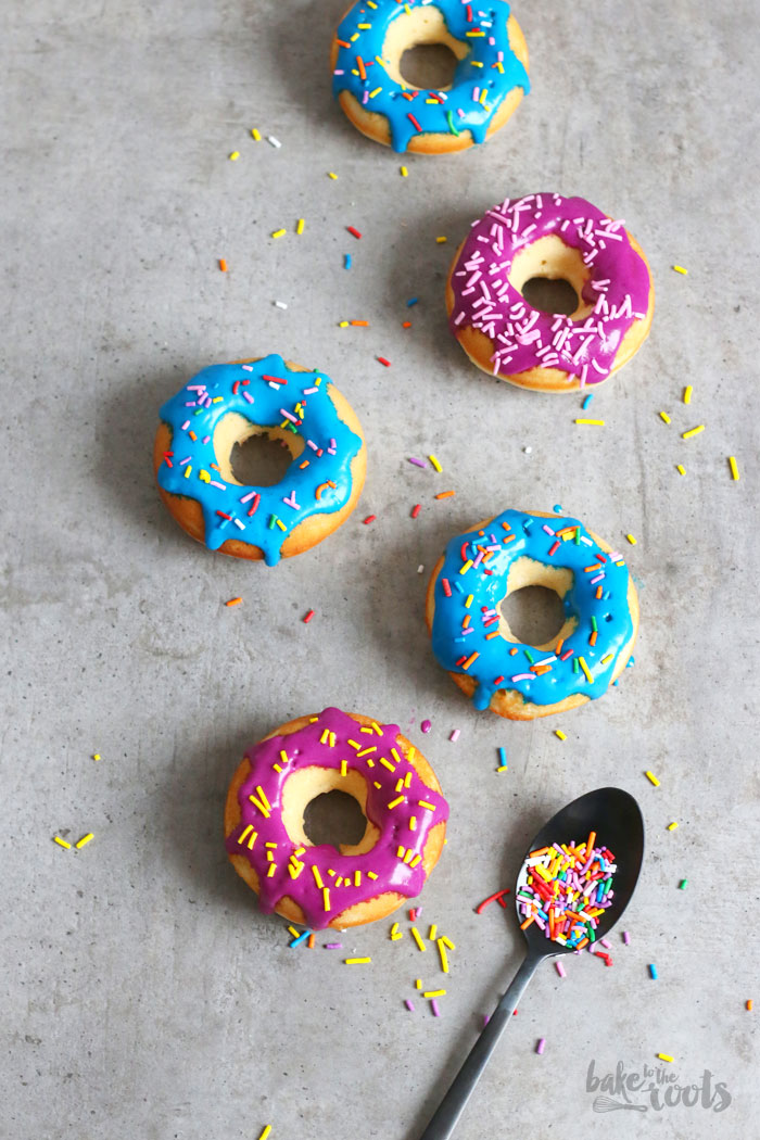 """Baked Doughnuts from """"Bake in the USA"""" 