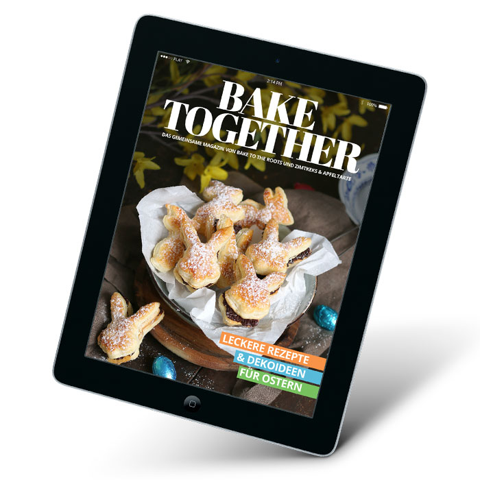 Bake Together Easter Ebook | Bake to the roots