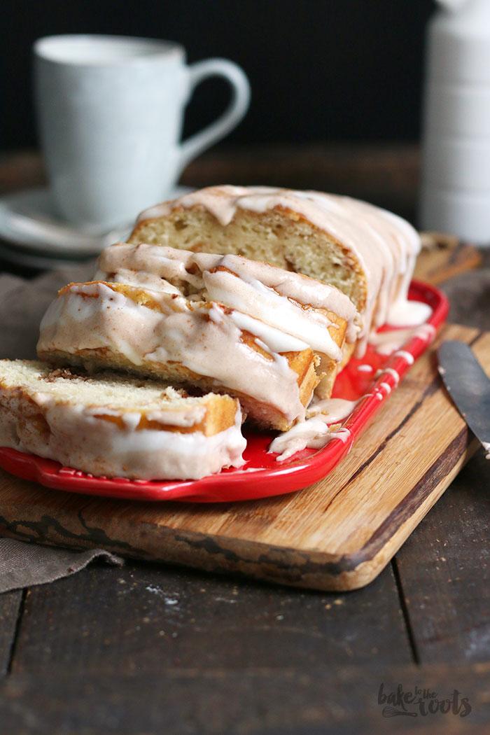 Cinnamon Swirl Cake | Bake to the roots