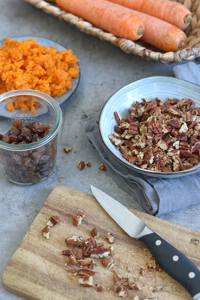 Carrot Cake Ice Cream   Bake to the roots