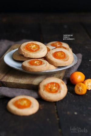 Shortbread Cookies with Kumquats