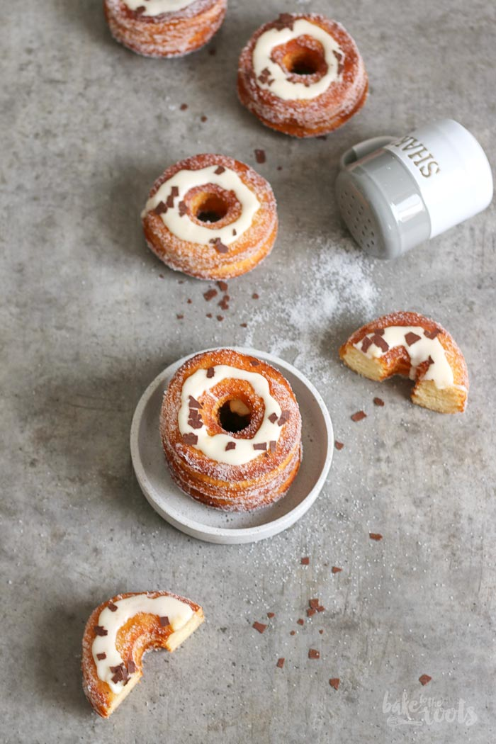 Croissant Donuts | Bake to the roots