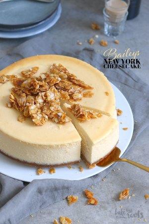 Coffee House Classics – Baileys NY Cheesecake