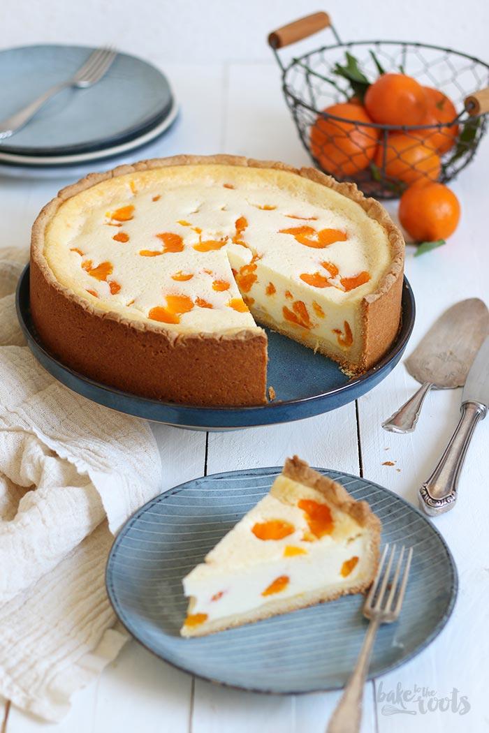 Mandarine Schmandkuchen | Bake to the roots
