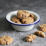 Chocolate Chip Breakfast Cookies | Bake to the roots