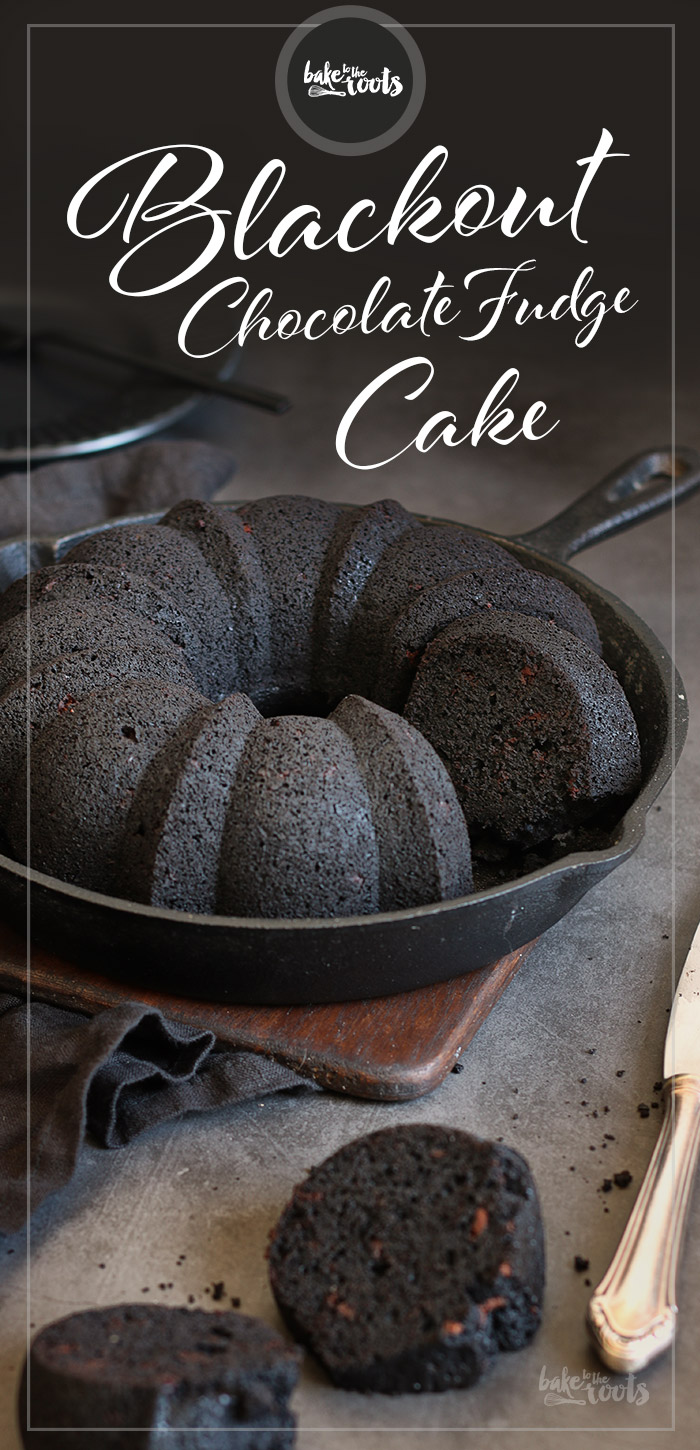 Black Out Chocolate Fudge Bundt Cake   Bake to the roots