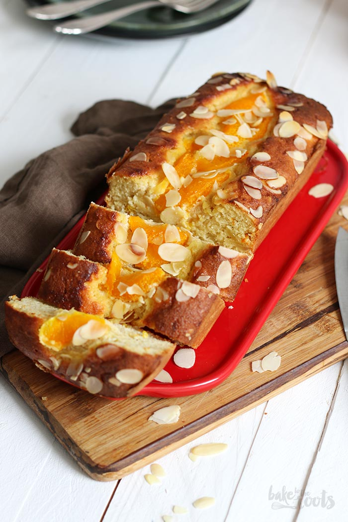 Gluten Free Almond Orange Cake | Bake to the roots