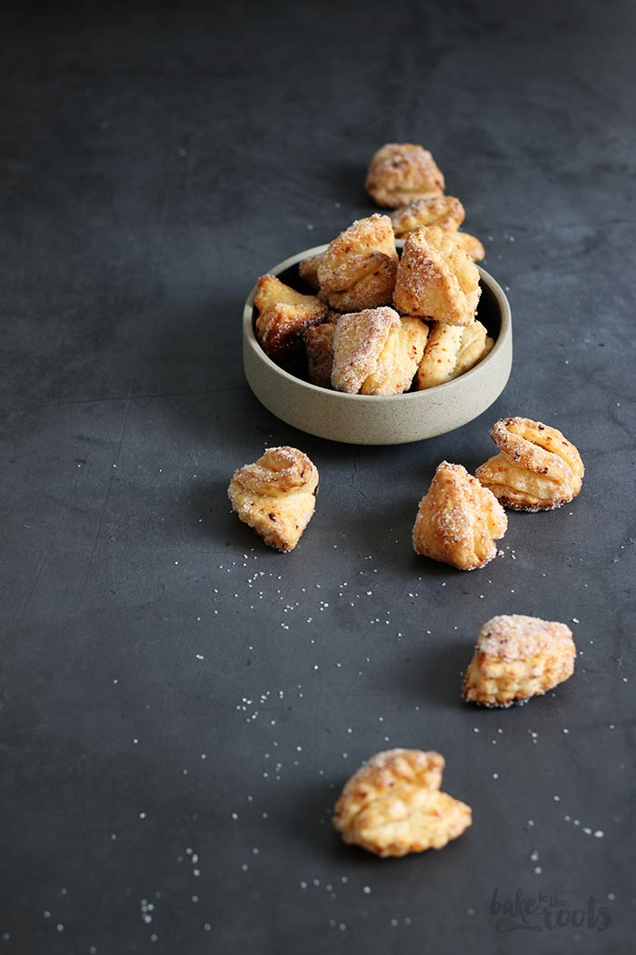 Cottage Cheese Cookies | Bake to the roots