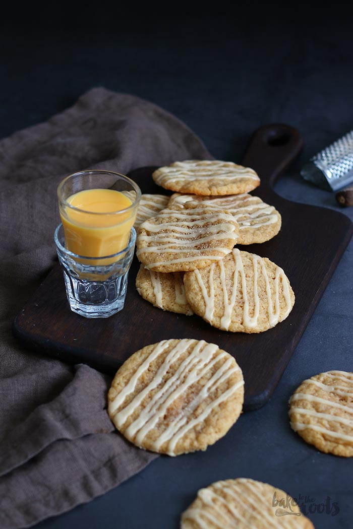 Eierlikör Cookies | Bake to the roots