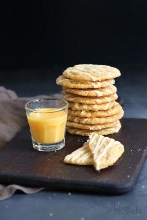 Easy Eierlikör Cookies