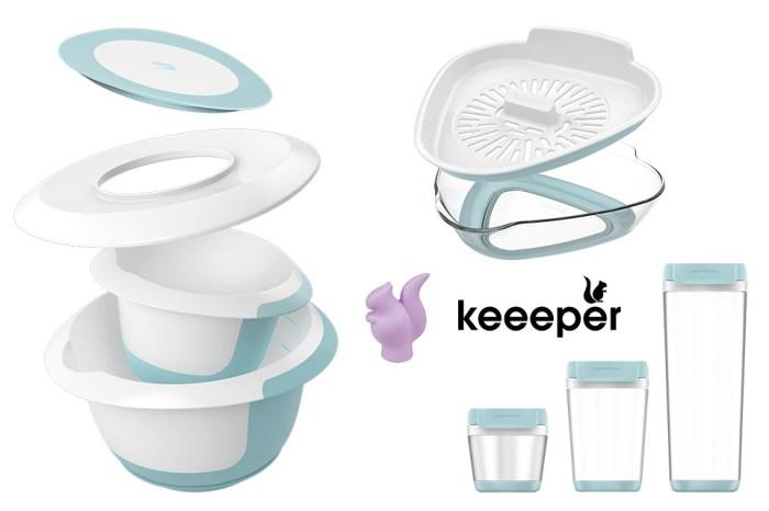 Bake Together Aktion | keeeper Produkte (Beispiele)