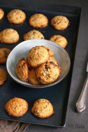 Chocolate Chip Cookies (sugar-free & gluten-free)