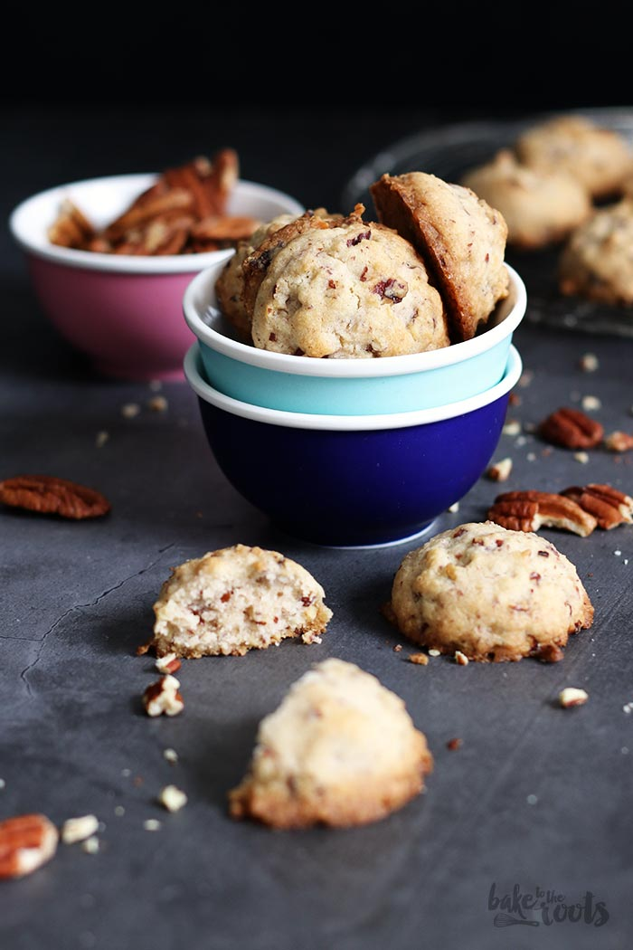 Sugar Free Pecan Cookies   Bake to the roots