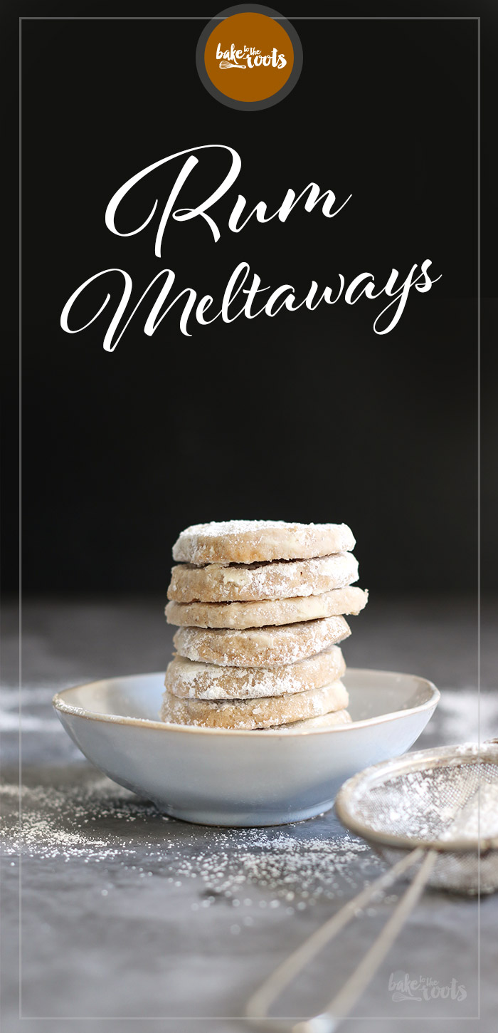 Rum Meltaways | Bake to the roots