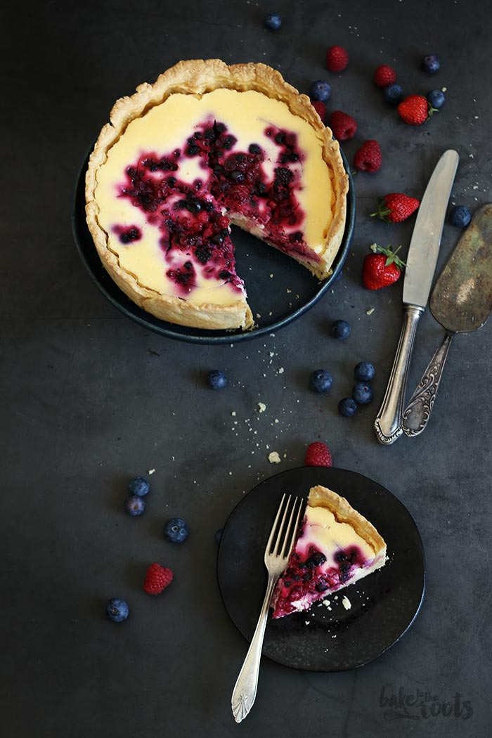 Berry Cheesecake (zuckerfrei)