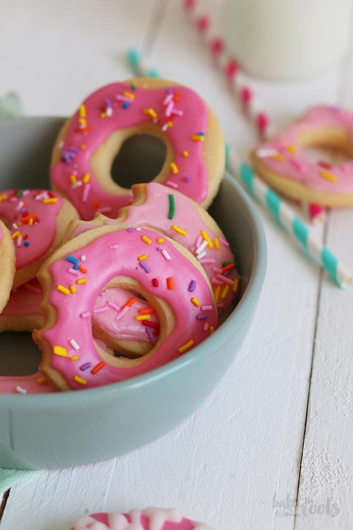 Donut Day Cookies | Bake to the roots