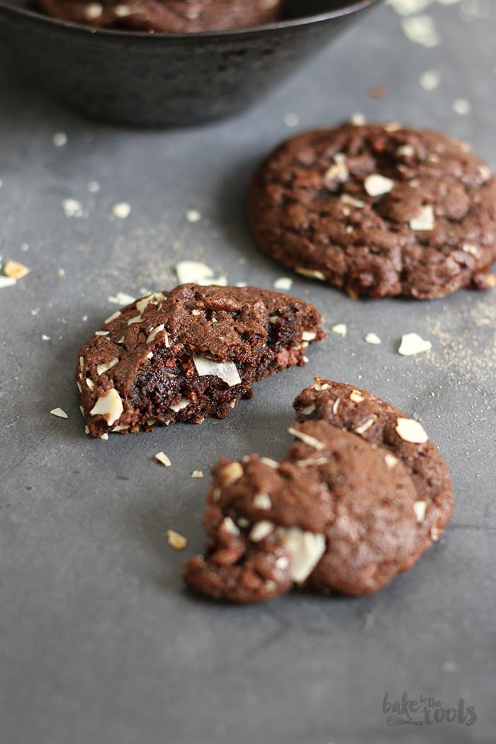 Maui Chocolate Cookies | Bake to the roots