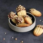 Butter Cookies with Chocolate and Hazelnuts | Bake to the roots