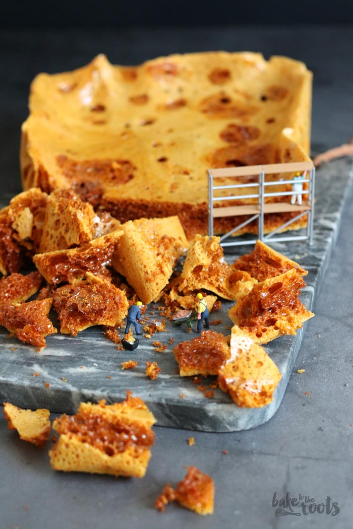 Honeycomb | Bake to the roots