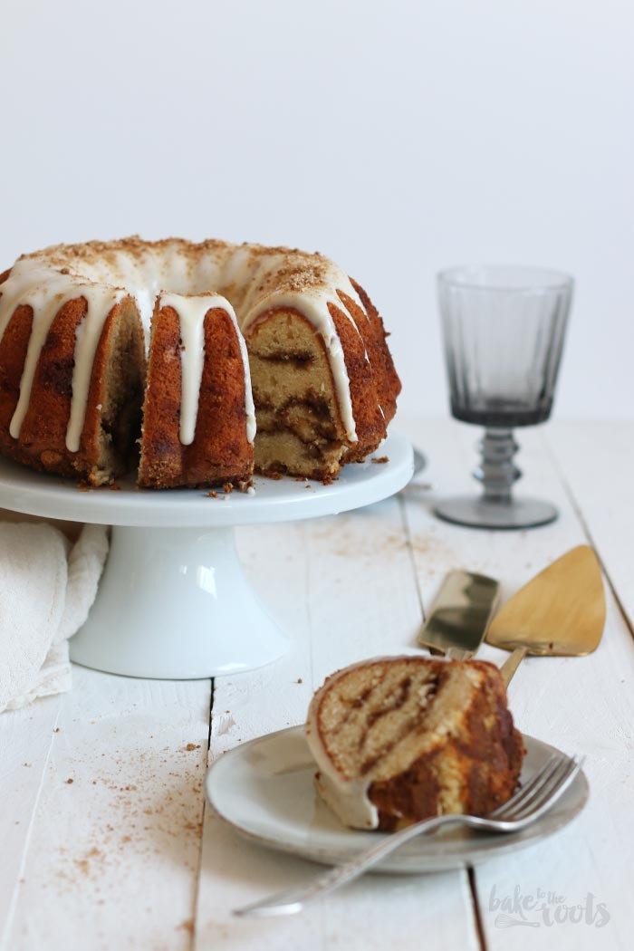 Cinnamon Swirl Bundt Cake | Bake to the roots