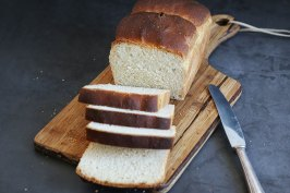 Easy Japanese Shokupan Bread | Bake to the roots