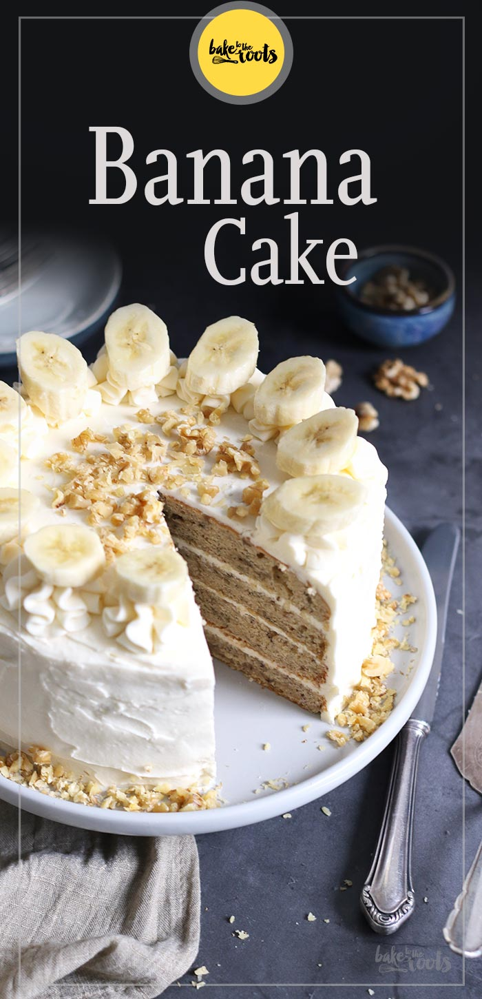 Banana Cake | Bake to the roots
